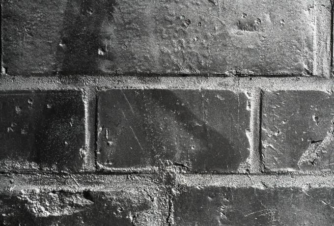 grunge wall metallic