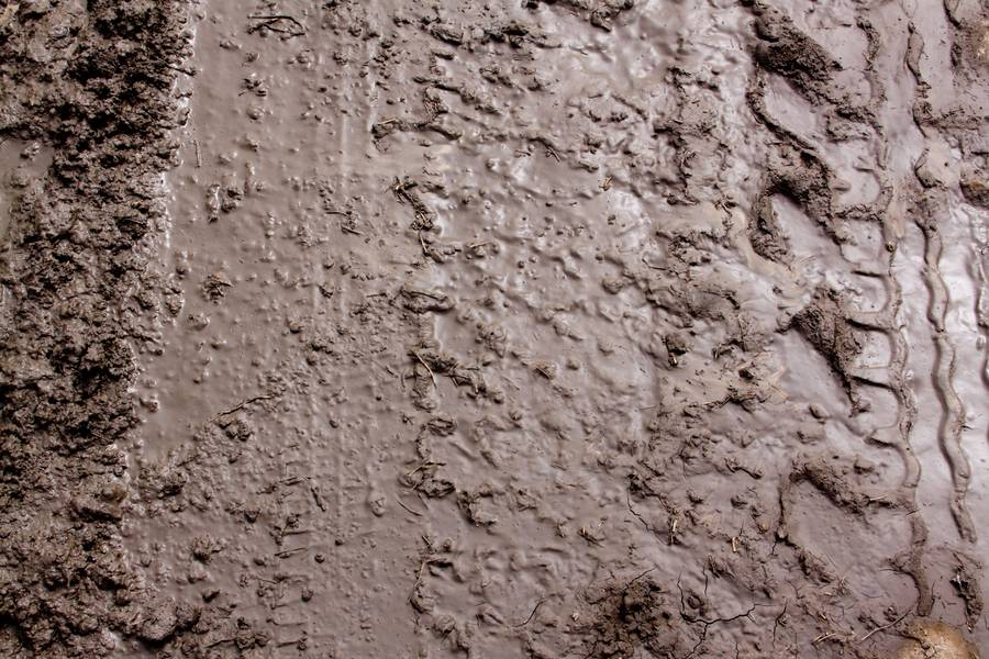track ground mud free texture