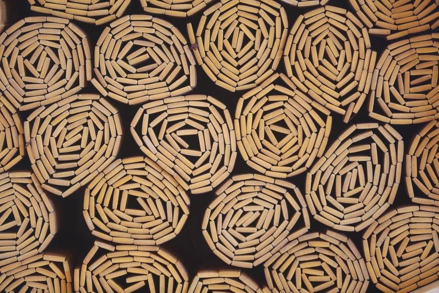Chinese Bamboo Slips free texture