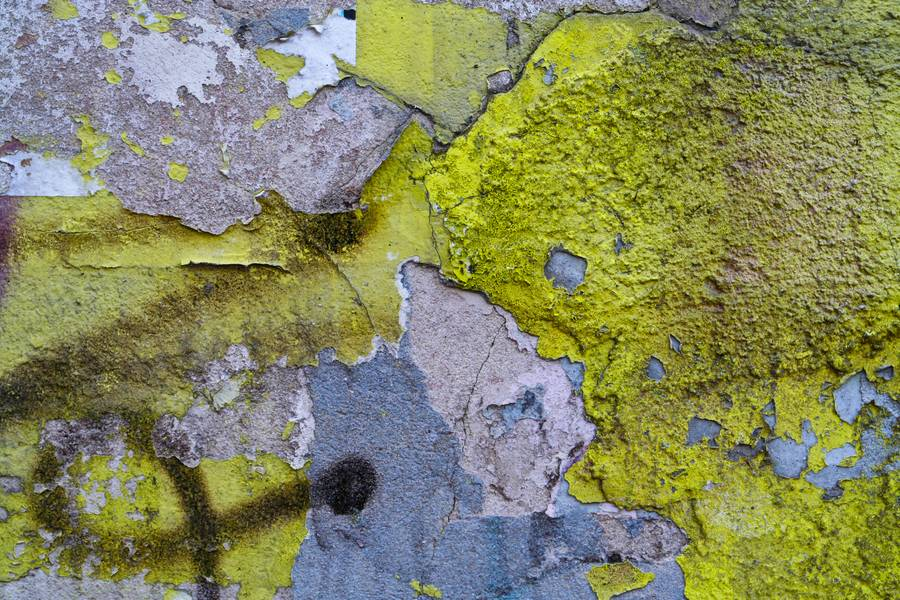 yellow dirty wall free texture