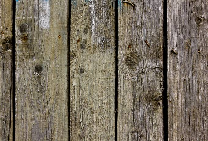 weathered wood plank
