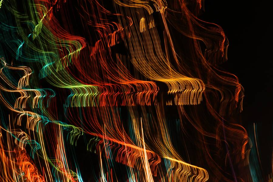 abstract illumination light streak free texture