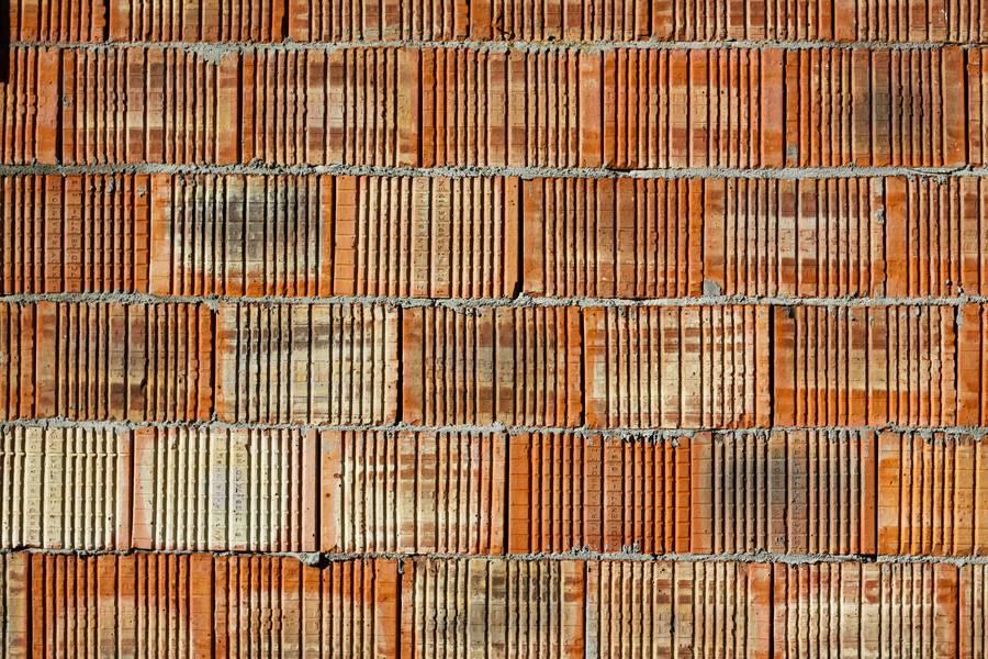 brick wall hollow free texture