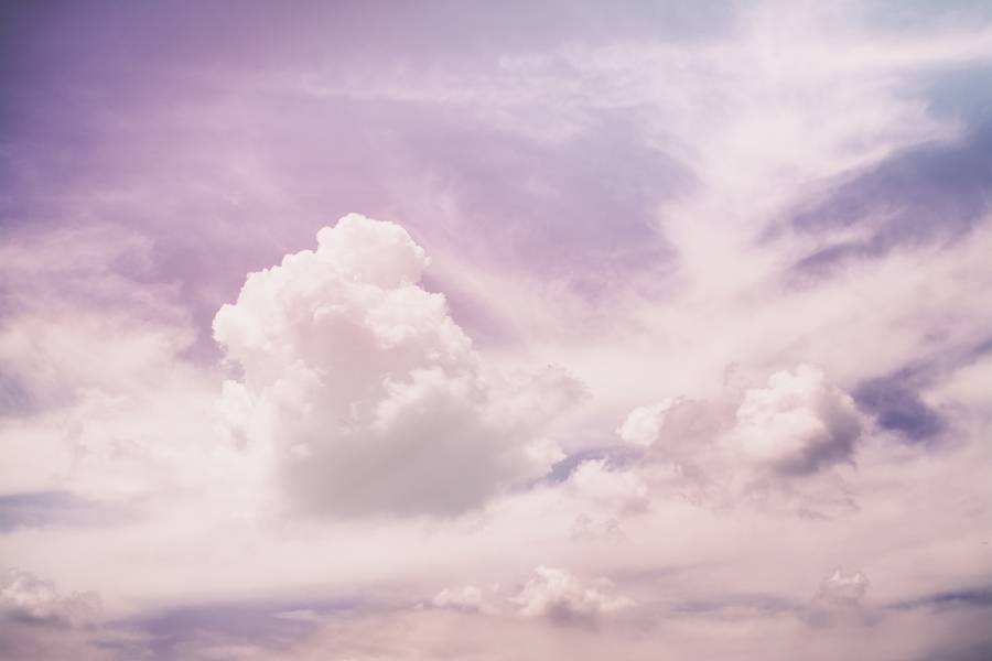 Soft Sky with a Pastel Colors free texture