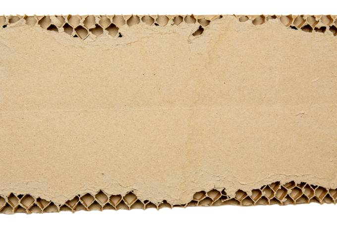 free Torn Cardboad texture