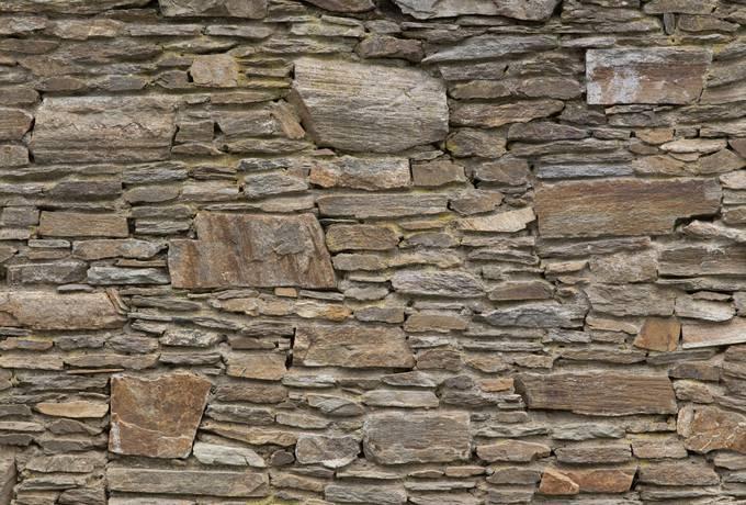 sandstone sedimentary wall