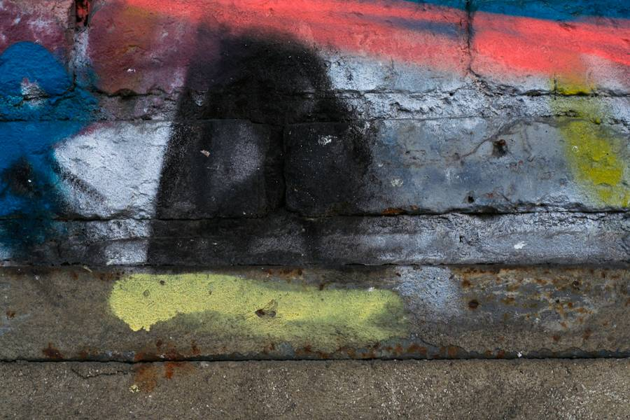 wall concrete spray free texture