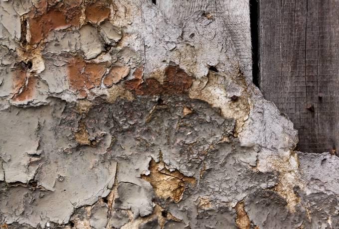 damaged grunge plank