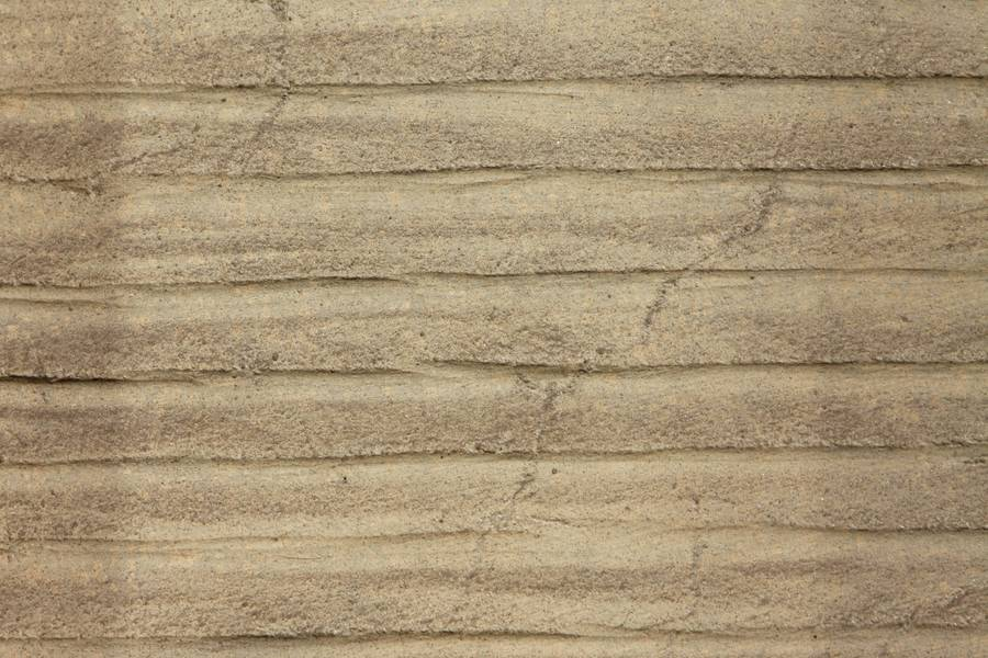 striped sandstone slab free texture