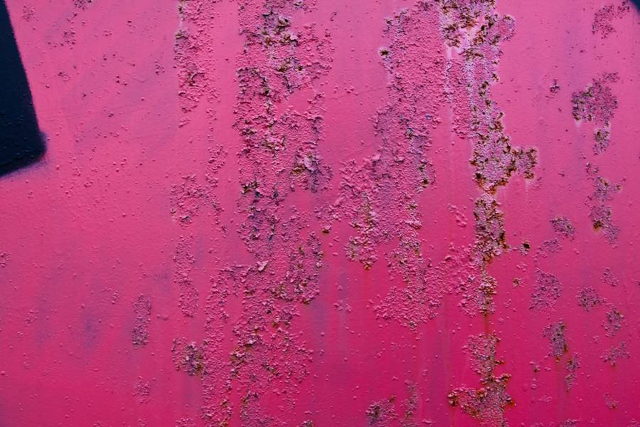 pink rusty metal free texture