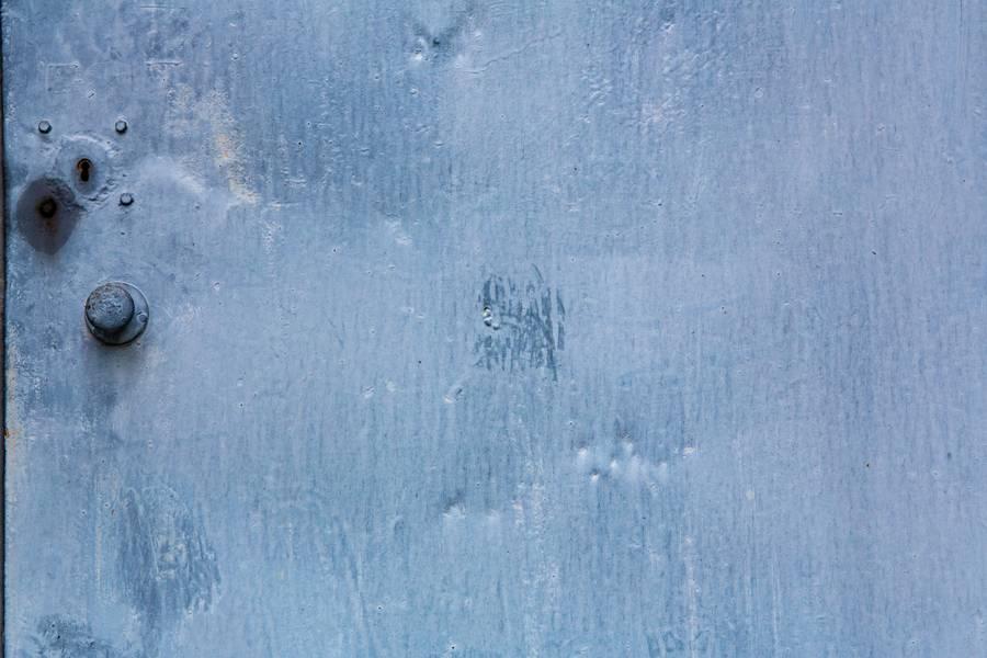 Blue Metal Doors free texture