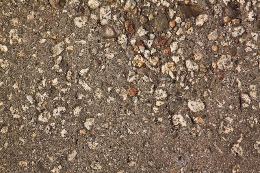 concrete pebble stone free texture