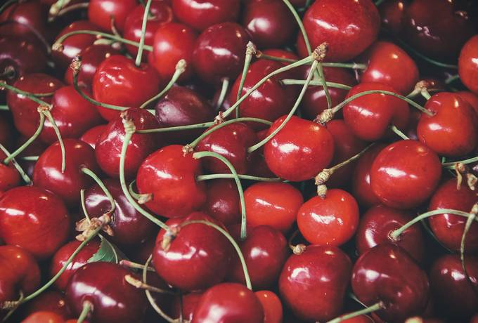 A lot of Cherries