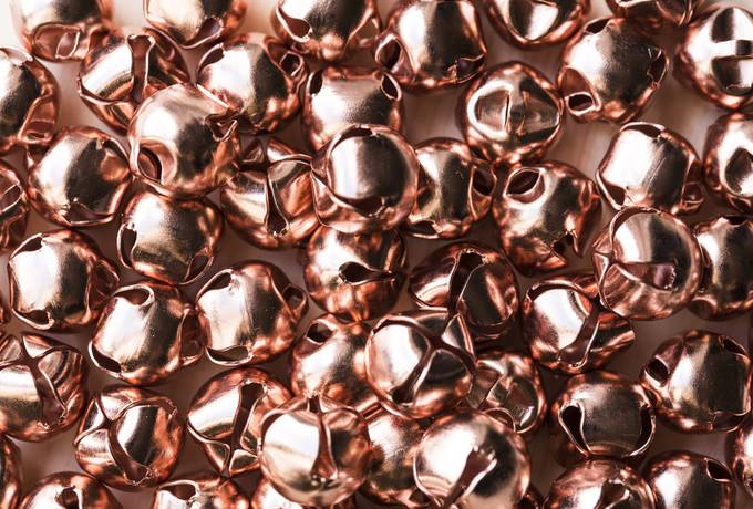 A Lot of Tiny Copper Bells