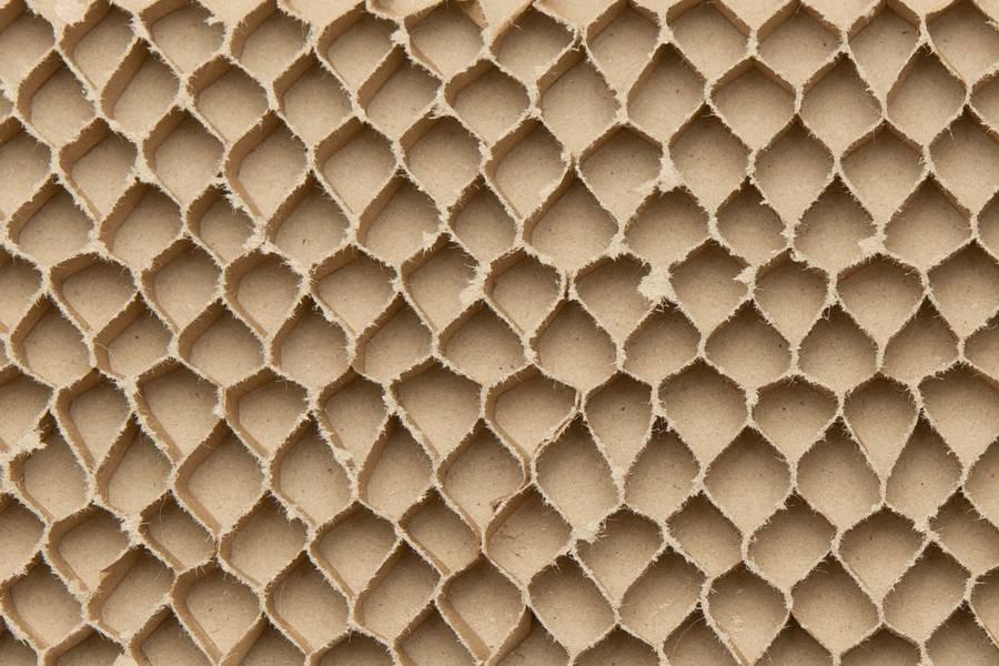 Cardboard Like a Honeycomb free texture