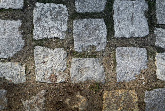 free cobblestone road ground texture