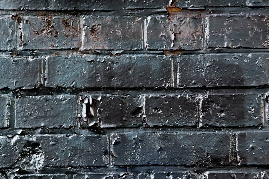 metallic brick wall free texture