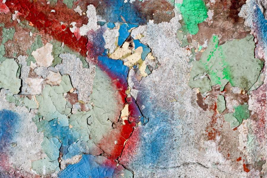 peeling graffiti plaster free texture