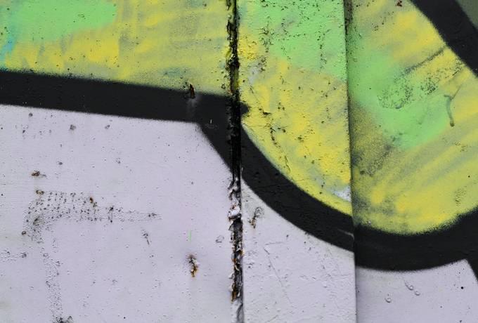 metal dirty graffiti