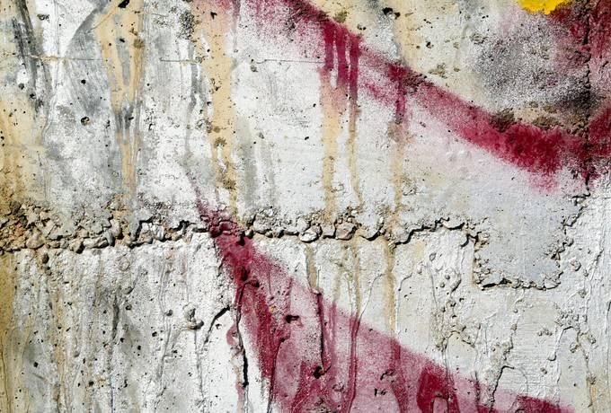 concrete graffiti spray