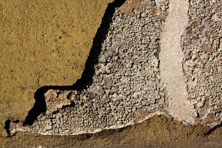 damaged rough plaster free texture