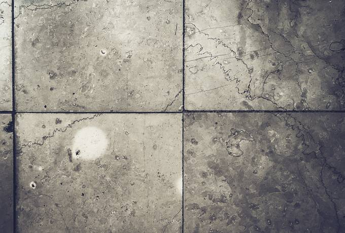 Marble Tiles on the Floor