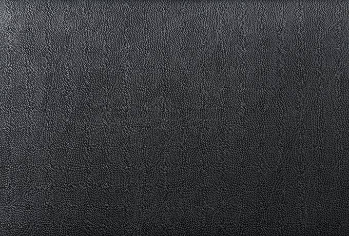 free Black Leather Material texture