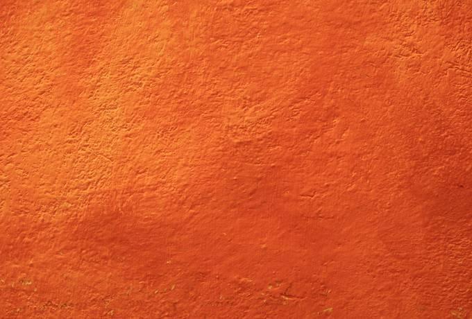 free textured orange wall texture