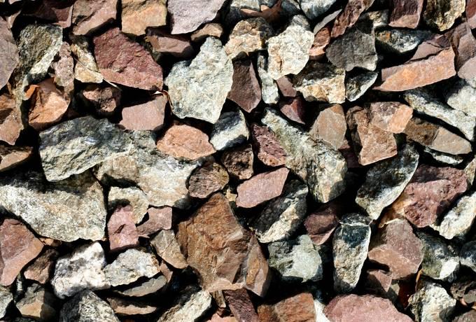gravel rock stone