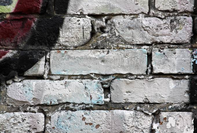 graffiti grunge brick
