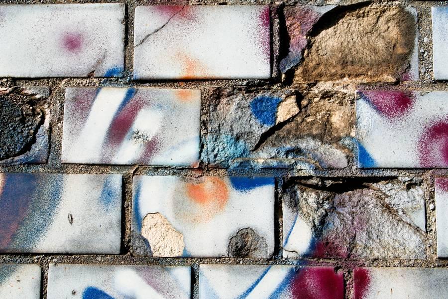 grunge graffiti wall free texture
