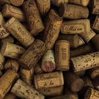 Corks of Vines Bottles
