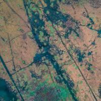 Landscape Aerial View