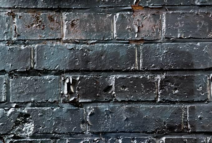 free metallic brick wall texture
