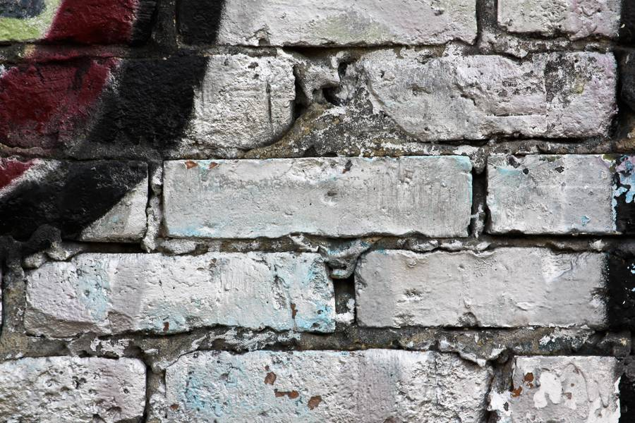 graffiti grunge brick free texture