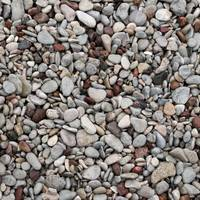 Colorful Sea Pebbles