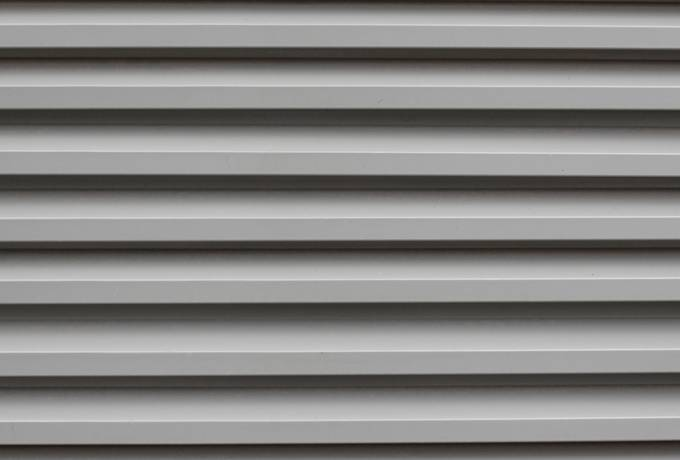 free corrugated metal fence texture
