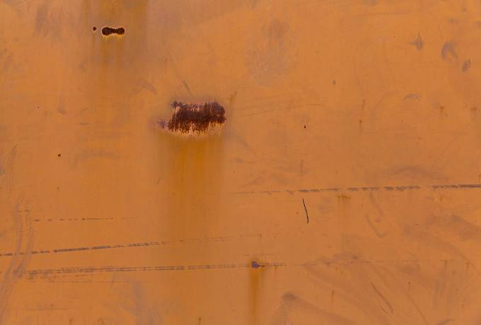 Rusty Grunge Orange Surface