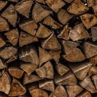 Chopped Fire Wood