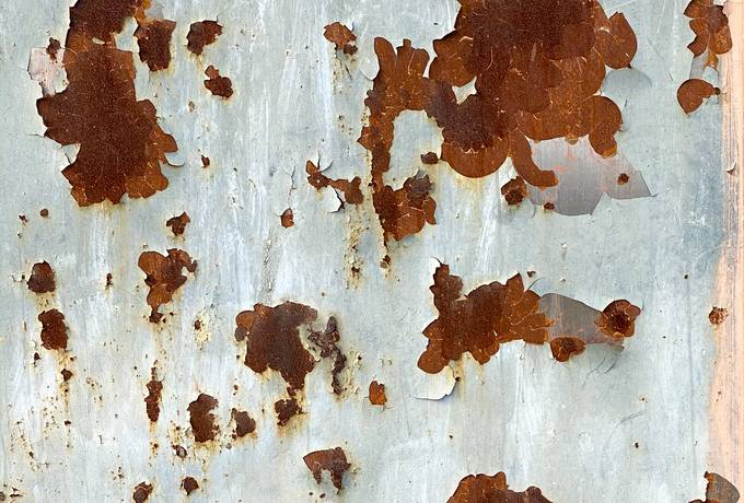 free Rusty Metal Surface texture