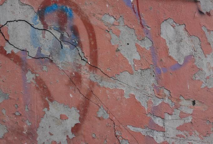 paint peeling grunge