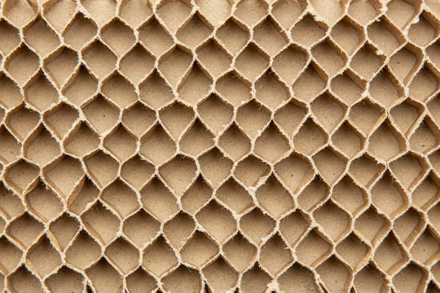 Brown Cardboard Polystyrene free texture