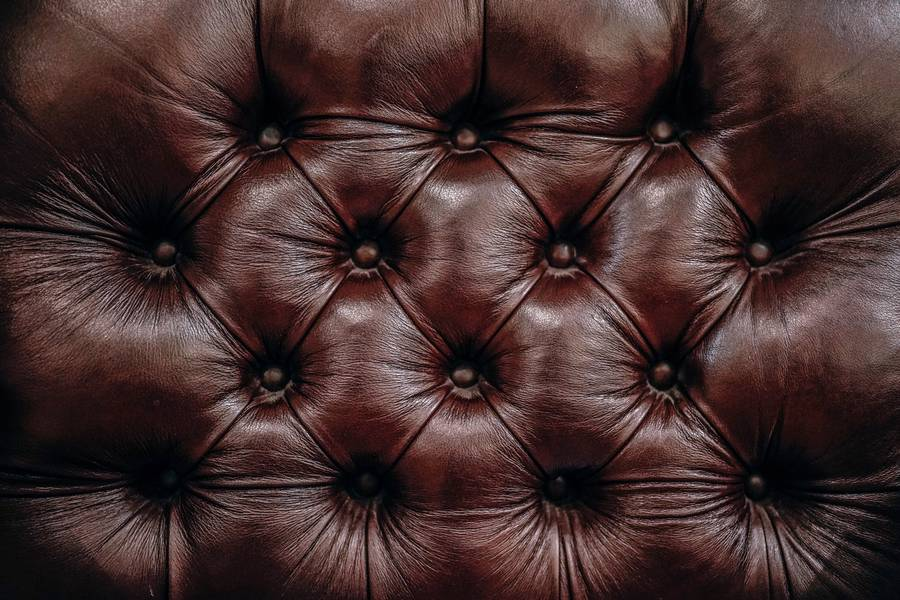 Black Quilted Leather free texture