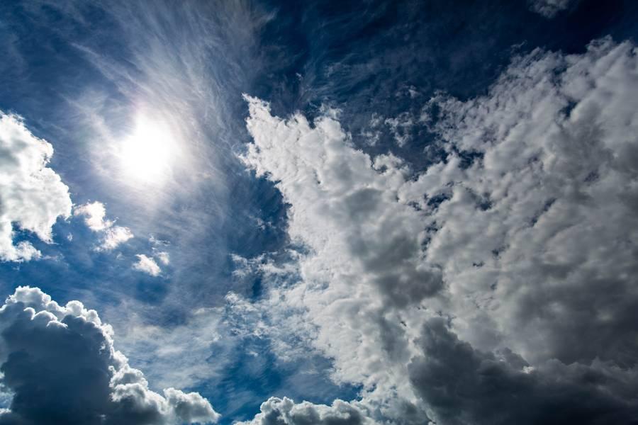 Amazing Summer Sky free texture