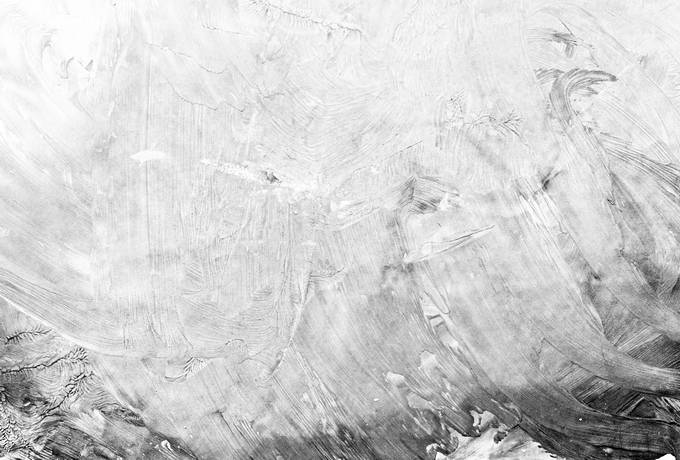 free Black and White Abstract Paint texture