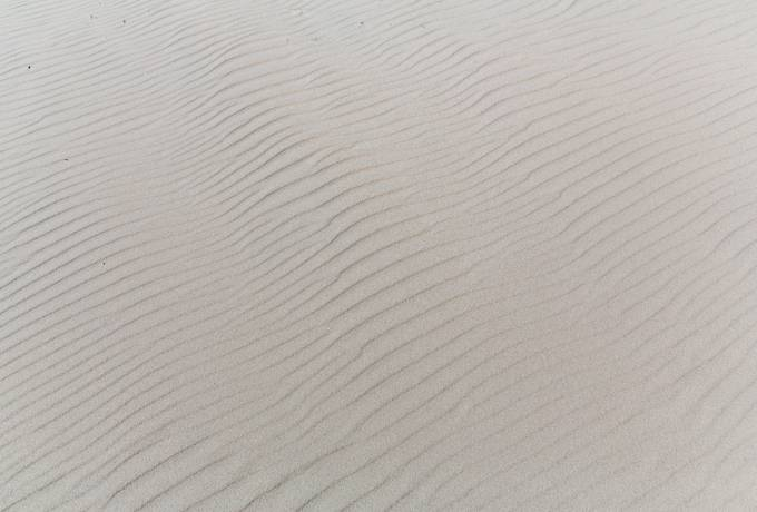 free Wrinkled Sand on the Beach texture
