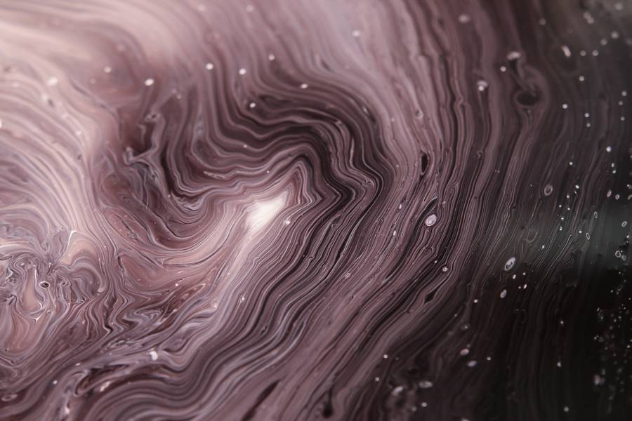 Abstract Purple Liquid free texture