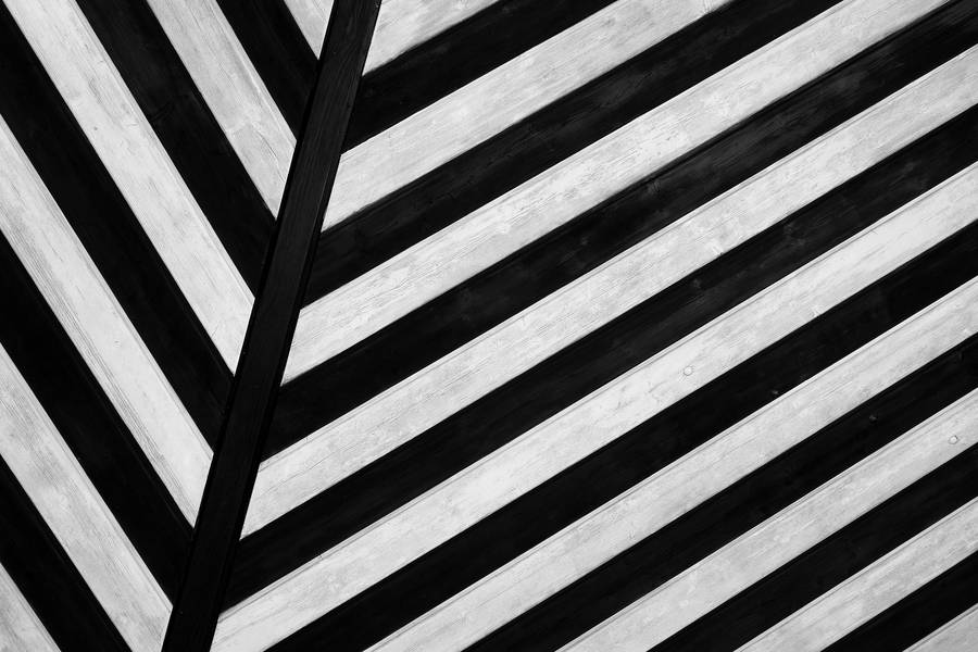 Black and White Geometric Abstract Lines free texture