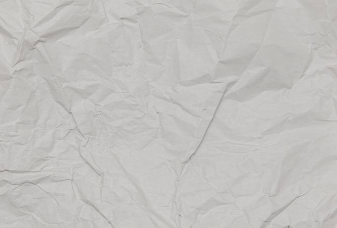 free Creased Gray Paper texture