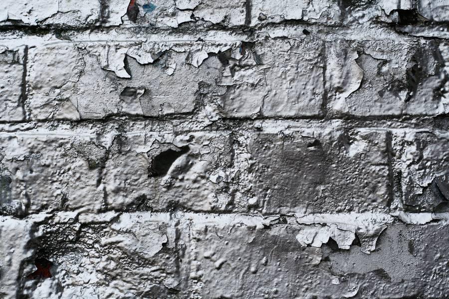 silver brick wall free texture